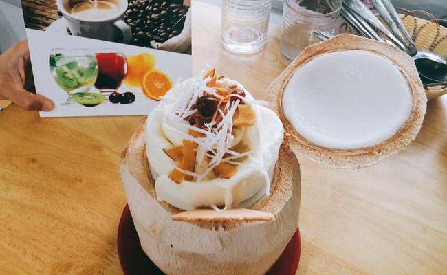 Kem & Thạch Dừa Đồng Tháp