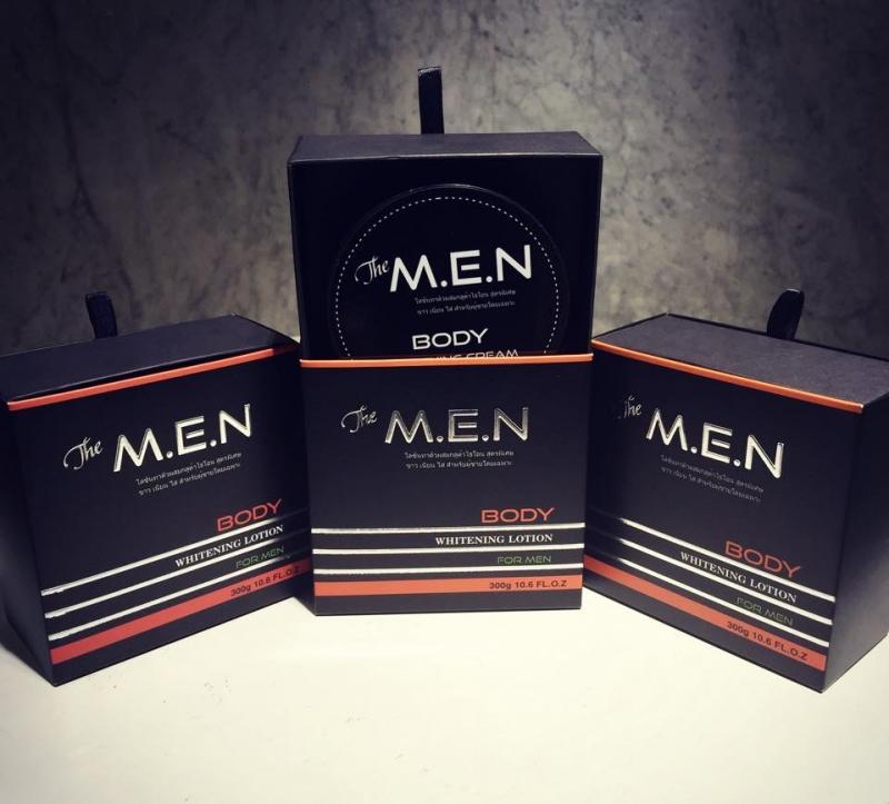 Kem Body Lotion the men