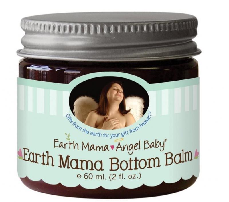 Kem Bôi Giảm Đau Tầng Sinh Môn Sau Sinh Earth Mama Bottom Balm