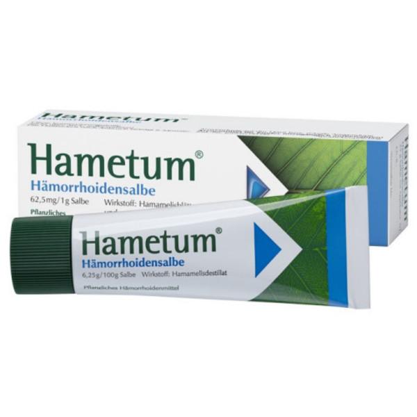 Kem bôi trĩ Hametum của thương hiệu Hametum – Đức
