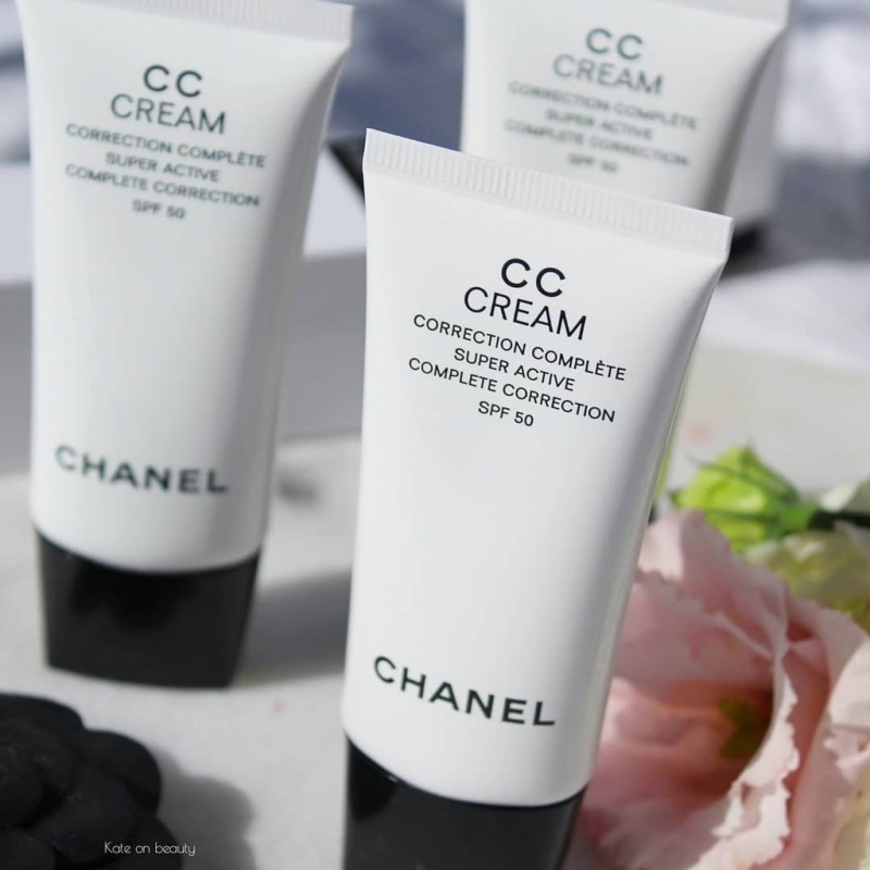 Kem CC cream Chanel complete correction SPF 50
