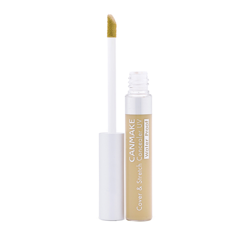 kem che khuyết điểm Canmake Cover & Stretch Concealer UV