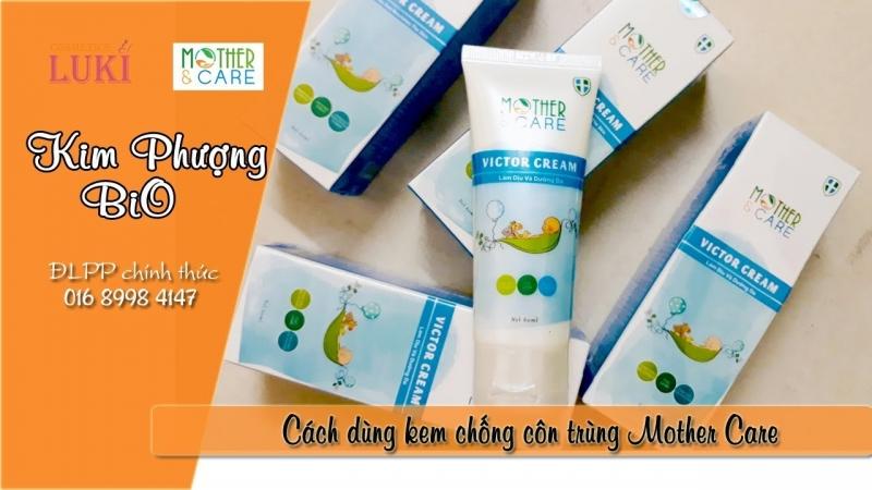 Kem chống muỗi Mother & care