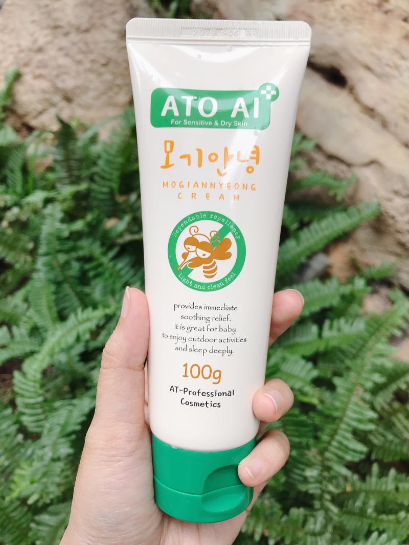 Kem chống muỗi và côn trùng chiết xuất thiên nhiên ATO AI