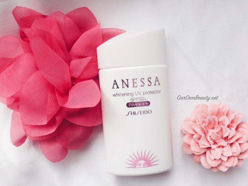 Shiseido Anessa Whitening Uv Protector