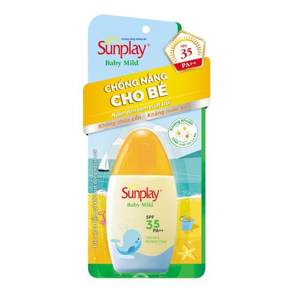 Kem chống nắng trẻ em Sunplay SPF35