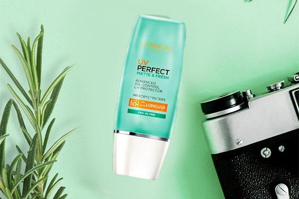 Kem chống nắng bảo vệ da L'Oreal Paris UV Perfect SPF50+ PA++++
