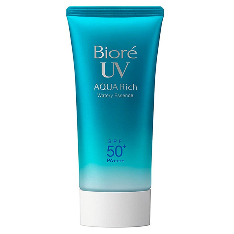 Biore Aqua Rich Watery Essence SPF50+/PA++++