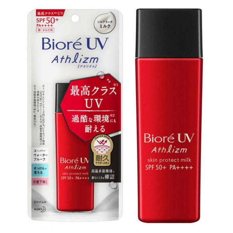 Kem chống nắng Biore UV Athlizm ( milk)