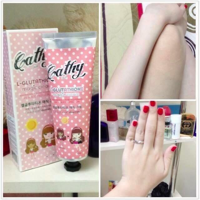 Kem chống nắng Cathy Magic Cream