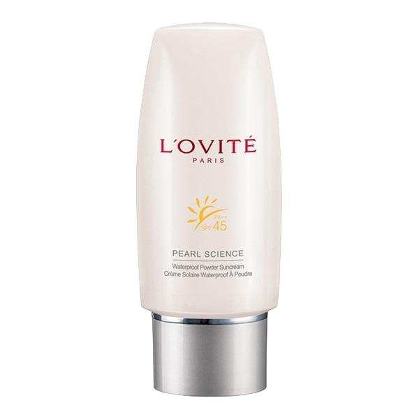 Kem chống nắng L'ovité waterproof powder sunscreen SPF 45 PA++
