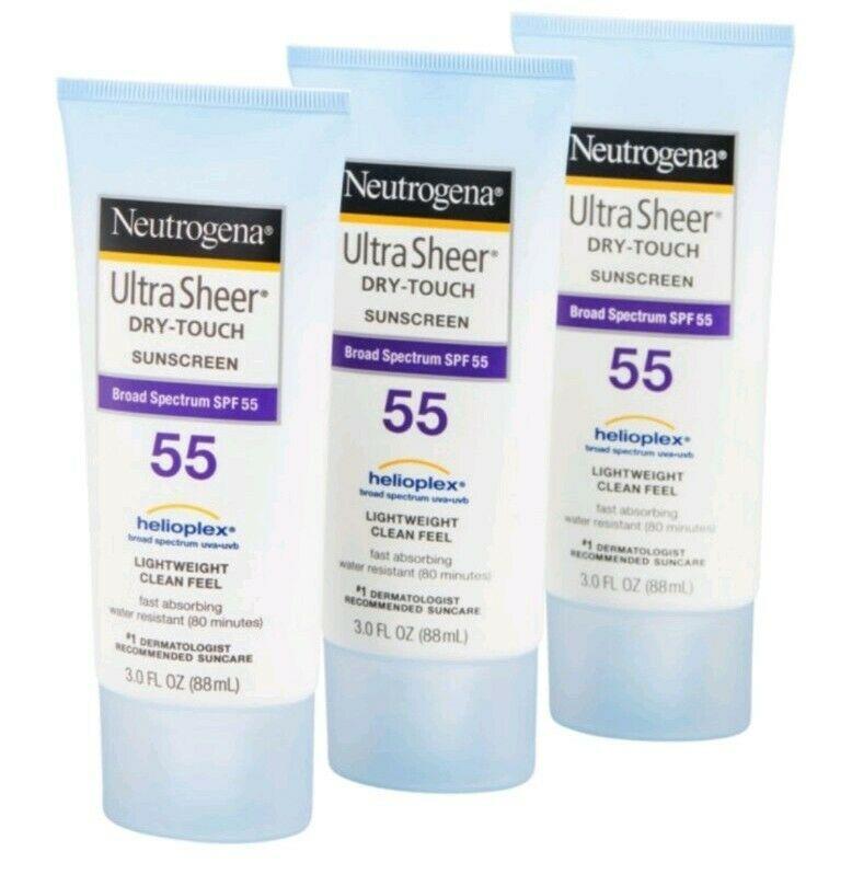 Kem Chống Nắng Neutrogena Ultra Sheer Dry