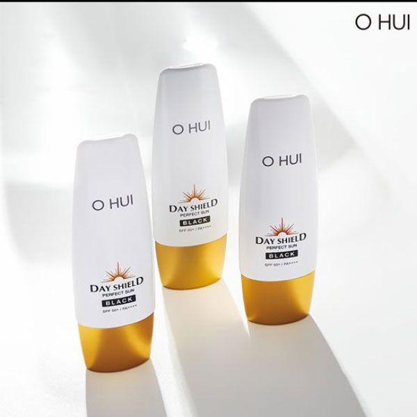 Kem chống nắng OHUI Day Shield Perfect Sun Black