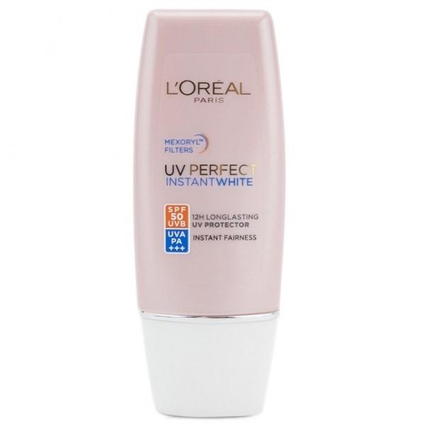 Kem chống nắng sáng hồng da bảo vệ 12h L'oreal SPF50/PA+++ UVP