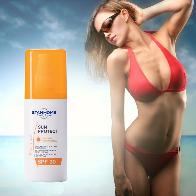 Kem chống nắng SPF50+ Stanhome sun protection - 70702
