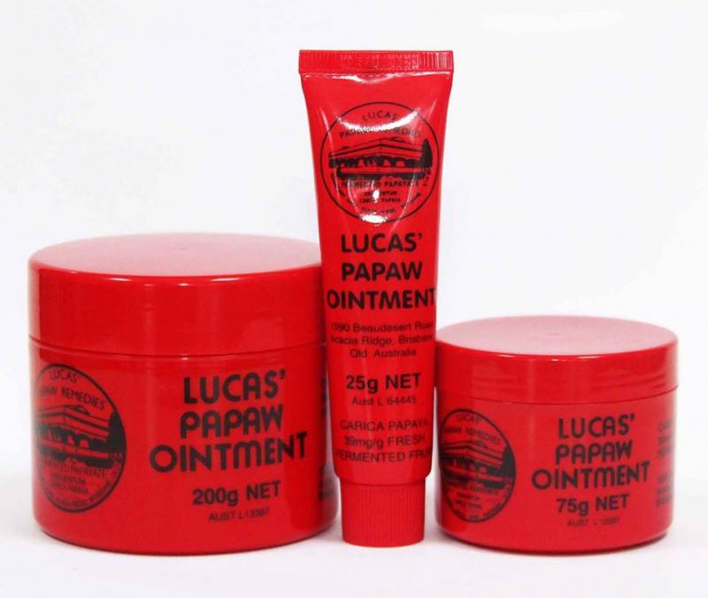Kem đa năng đu đủ Lucas Papaw Ointment 75g Của Úc