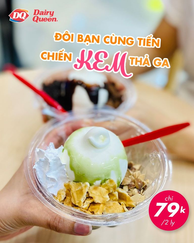 Kem Dairy Queen