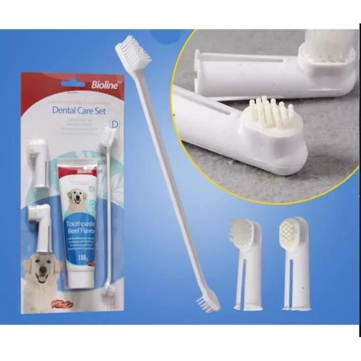 Kem Đánh Răng Dental Care Set Bioline