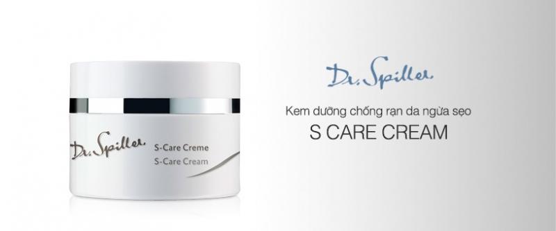 Kem Dr Spiller S-Care Cream