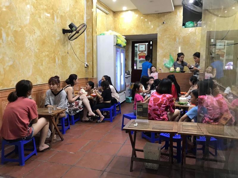 Kem Dừa 72 Đường Mỹ Đình