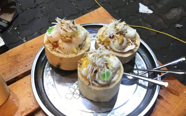 Kem Dừa Mã Lai & Ăn Vặt