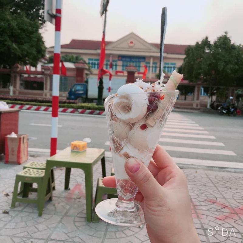 Kem Dừa Mã Lai - Miu Miu