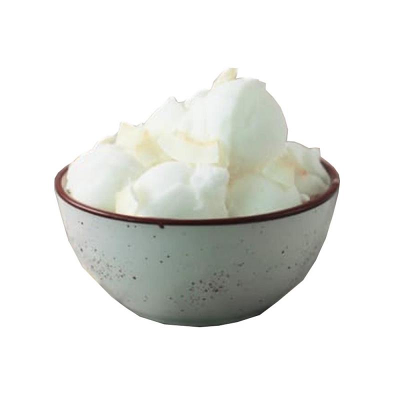 Kem dừa non