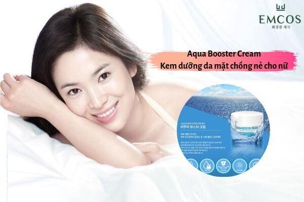 Kem dưỡng ẩm Aqua Booster Cream