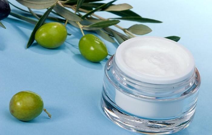 Kem dưỡng trắng da Olive