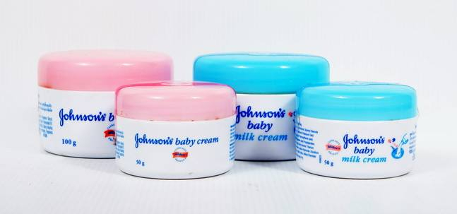 Kem Dưỡng Ẩm Johnson Baby 50g