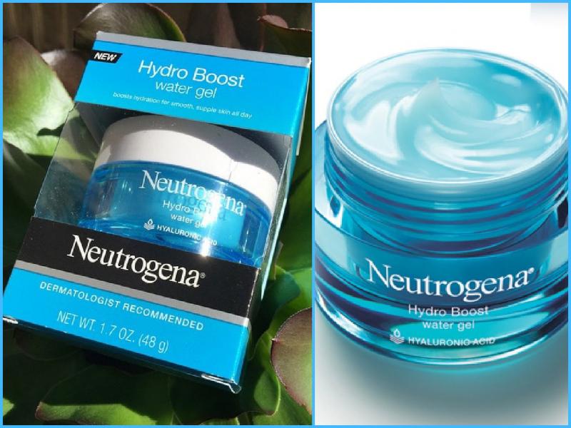 Kem Dưỡng Ẩm Neutrogena Cho Da Nhạy Cảm Hydro Boost Water Gel