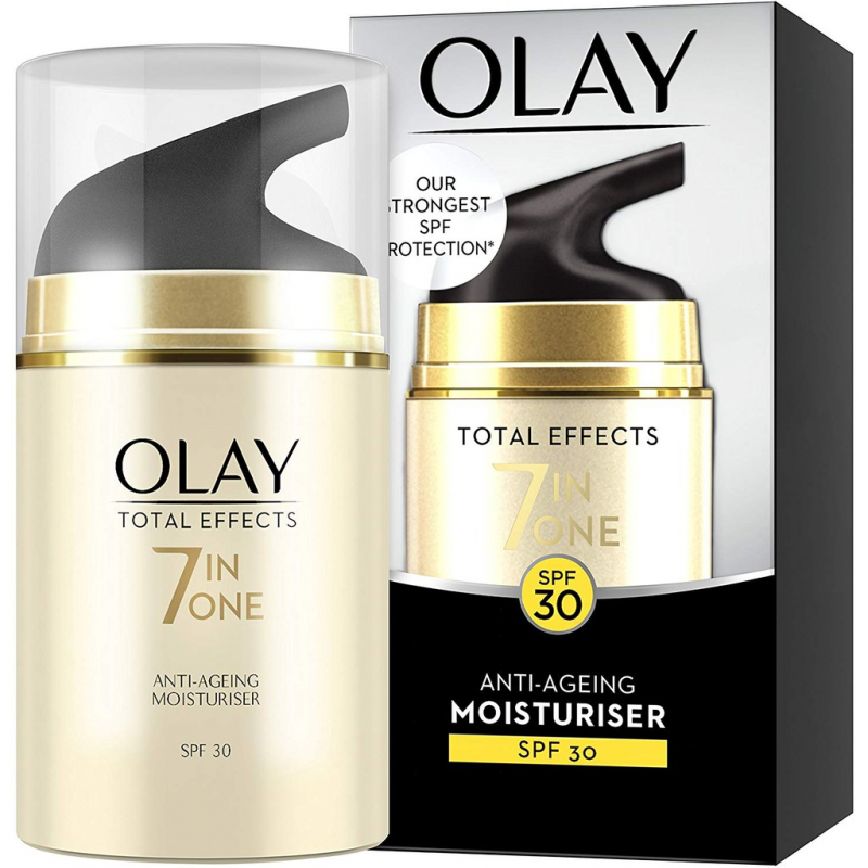 Kem dưỡng ban ngày Olay Total Effect 7 in 1 Moisture With SPF 30