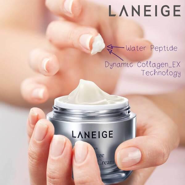Kem Dưỡng Chống Lão Hóa Laneige Time Freeze Intensive Cream EX