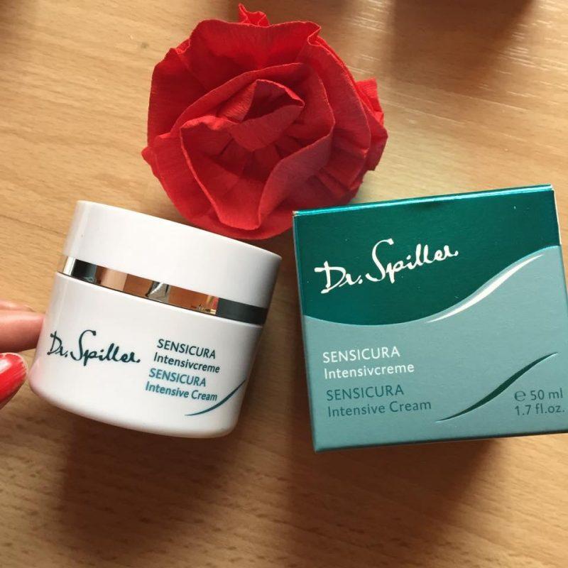 Kem dưỡng chuyên sâu dành cho da nhạy cảm Dr Spiller Sensicura Intensive Cream