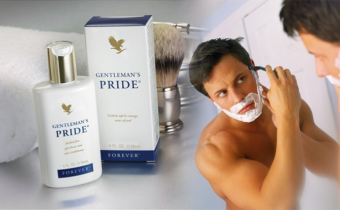 Kem dưỡng da sau khi cạo râu - Gentleman's Pride