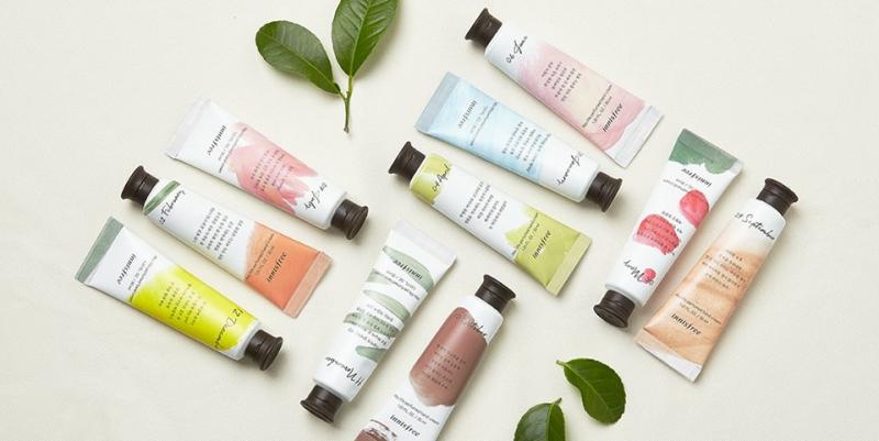 Kem dưỡng da tay Innisfree Jeju Hand Cream