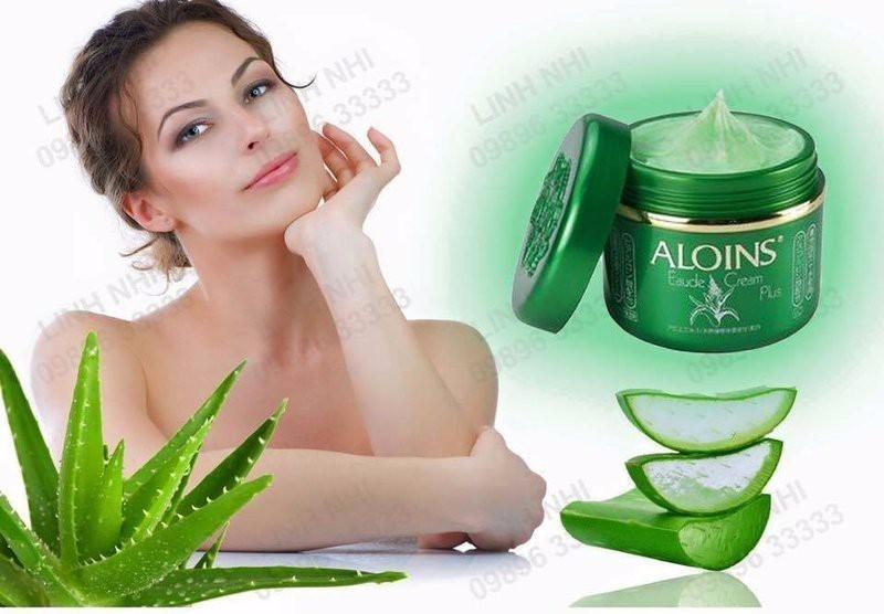 Kem dưỡng ẩm Aloins Eaude Cream S