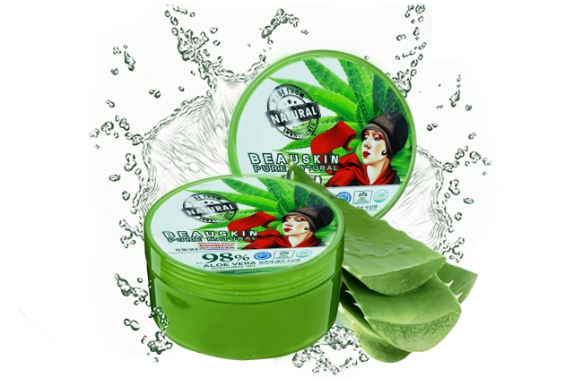 Kem dưỡng dạng gel 100% Aloe Vera