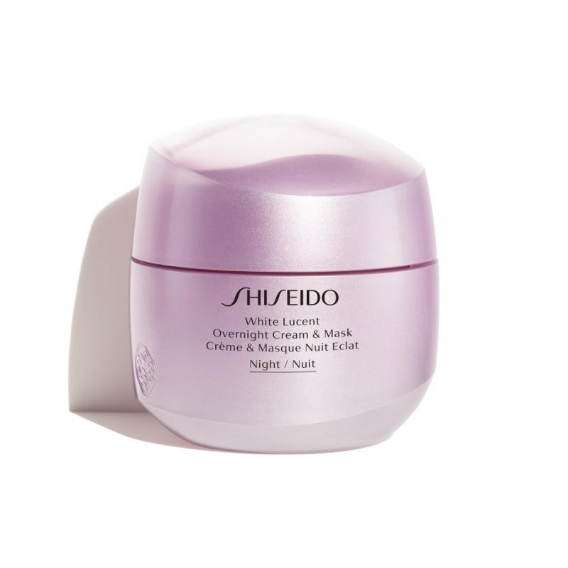 Kem dưỡng đêm Shiseido White Lucent Overnight Cream & Mask
