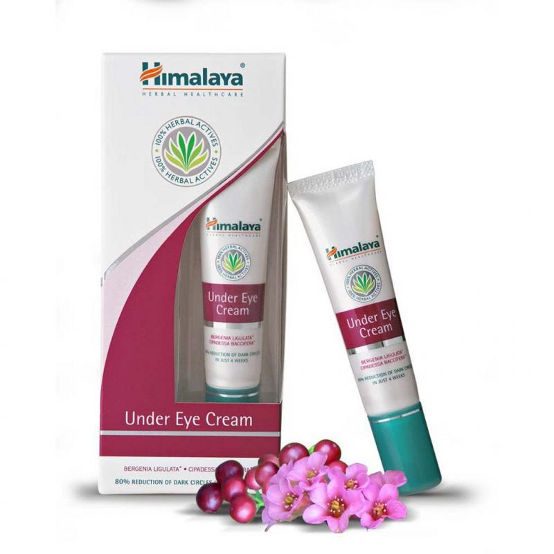 Kem dưỡng giảm thâm quầng mắt Himalaya Under Eye Cream