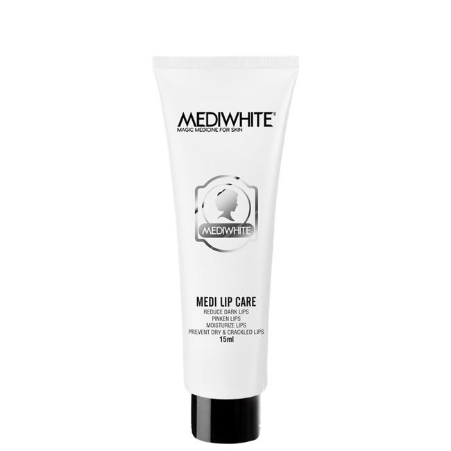 Kem dưỡng hồng môi, trị thâm môi Medi White Medi Lip Care
