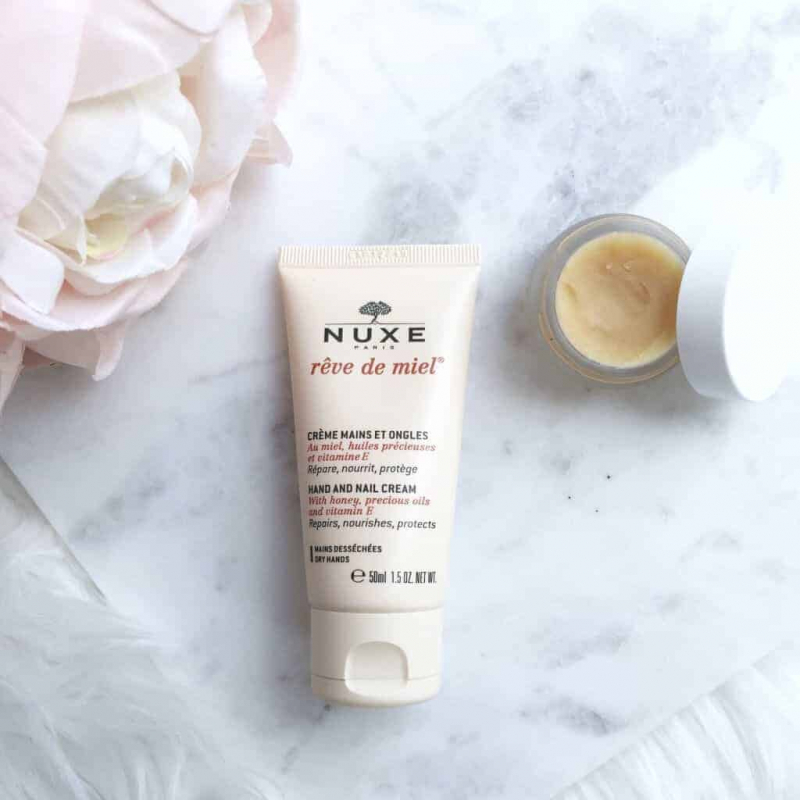 Kem dưỡng tay Nuxe Reve de Miel Hand and Nail Cream