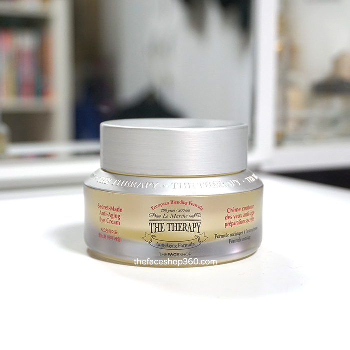 Kem dưỡng The Therapy Secret-Made Anti Aging Cream TheFaceShop