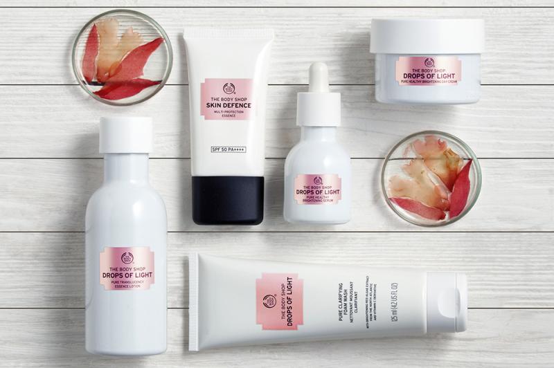 Top 5 Kem dưỡng trắng da mặt của The Body Shop tốt nhất
