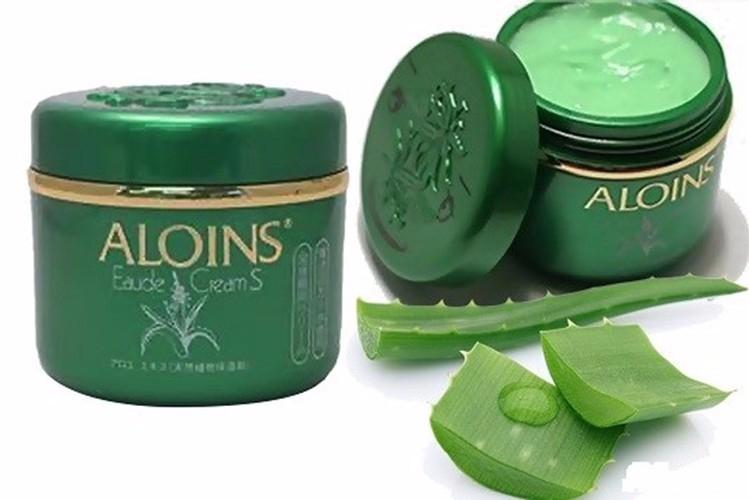 Kem dưỡng trắng da toàn thân Aloins Eaude Cream S tốt nhất hiện nay