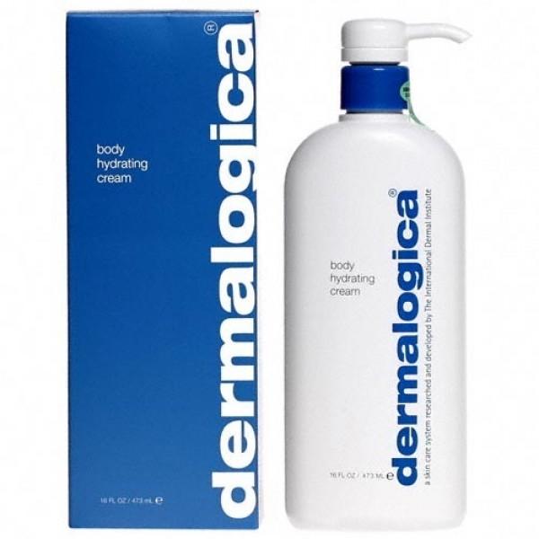 Kem dưỡng trắng da toàn thân Body Hydrating Cream Dermalogi có chiết xuất từ thiên nhiên nên an toàn tuyệt đối cho da