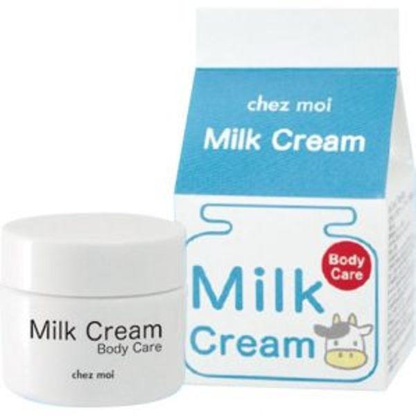 Kem dưỡng trắng đầu gối Milk Cream Nhật