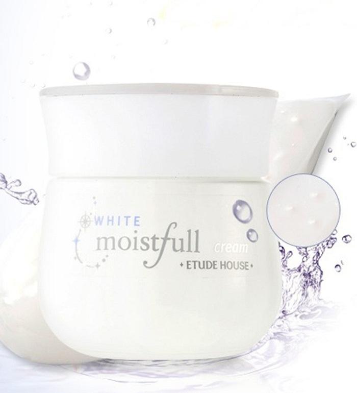 White Moistfull Cream
