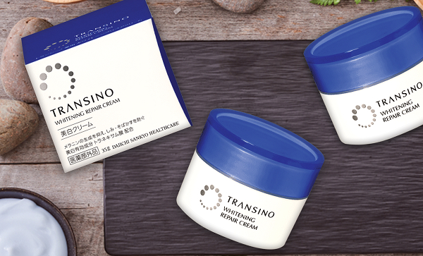 Kem dưỡng Transino whitening repair cream