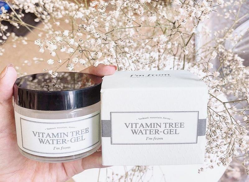 Kem dưỡng I'm From  Vitamin Tree Water Gel